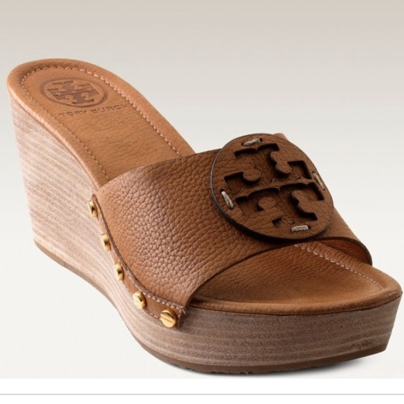 4c9c1ce6f Tory Burch  Patti  Wedges. M 5a3c8be75521be4c5000f64f. Other Shoes ...